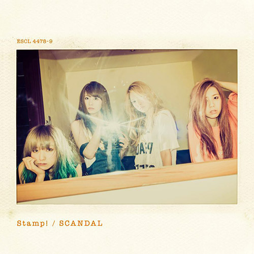 SCANDAL - Stamp! [2015.07.22]
