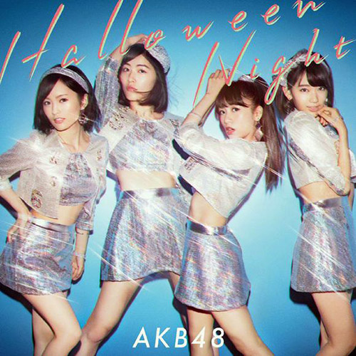 AKB48 - Halloween Night [2015.08.26]