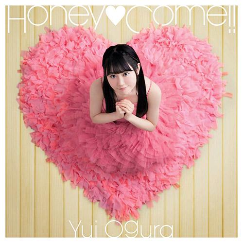 Yui Ogura - Honey♥Come!! [2015.08.12]