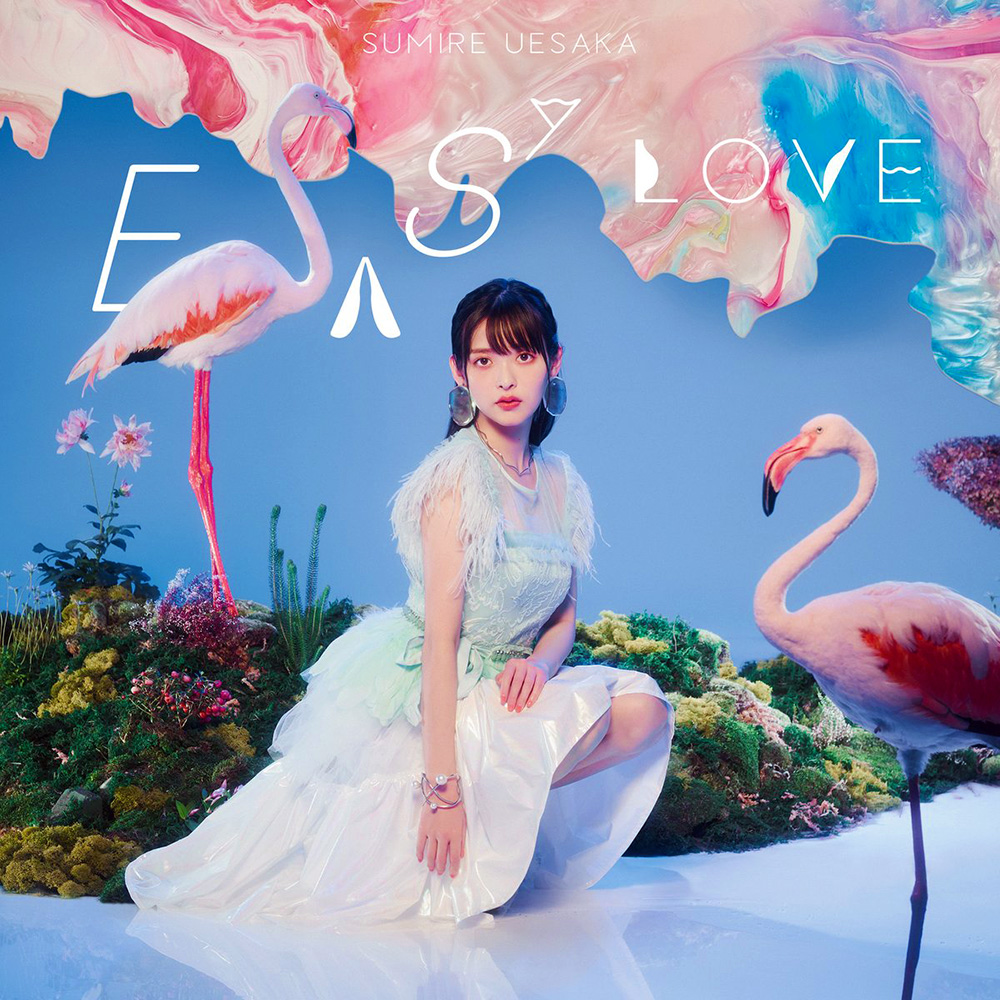 Sumire Uesaka - EASY LOVE (Regular Edition)
