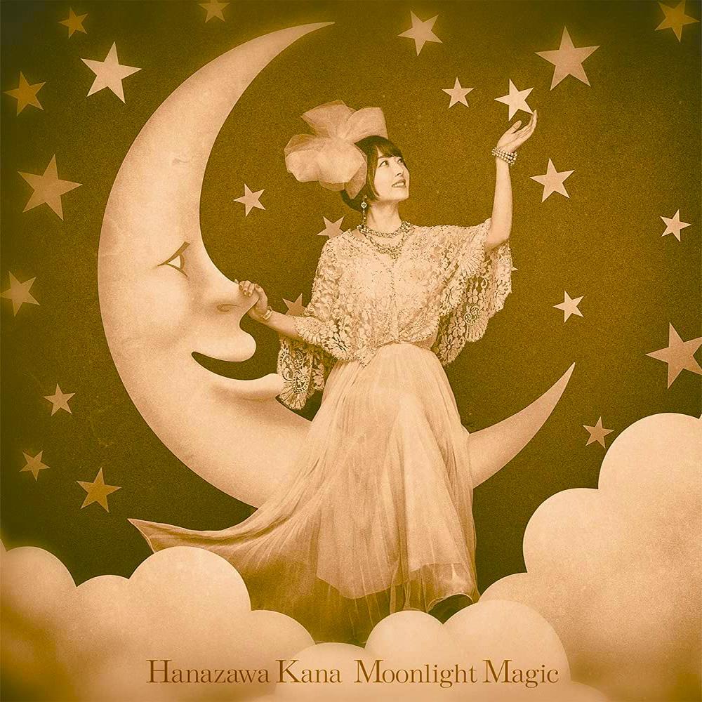 Kana Hanazawa - Moonlight Magic (Regular Edition)